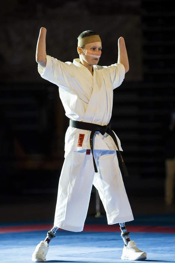 Aneta Zatwarnicka nie zrezygnowała z karate. Jak odnalazła w sobie siły do walki?