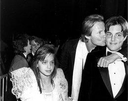 Angelina Jolie, 1986