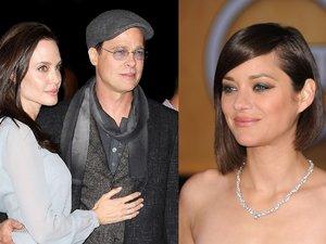 Angelina Jolie, Brad Pitt, Marion Cotillard