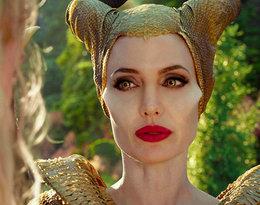 Angelina Jolie do roli w filmie Czarownica codziennie poddawała się skomplikowanej charakteryzacji...