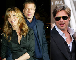 Angelina Jolie i Brad Pitt czy Jennifer Aniston i Brad Pitt