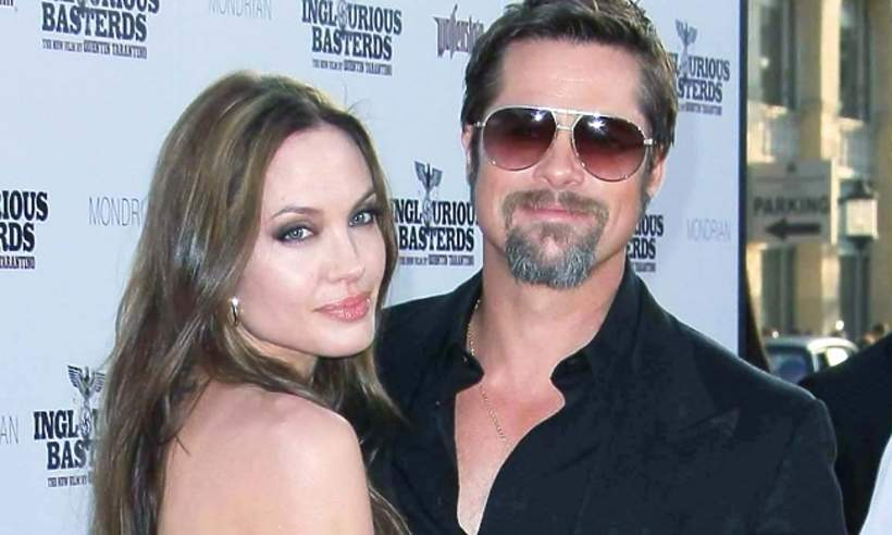 Angelina Jolie i Brad Pitt wzięli ślub