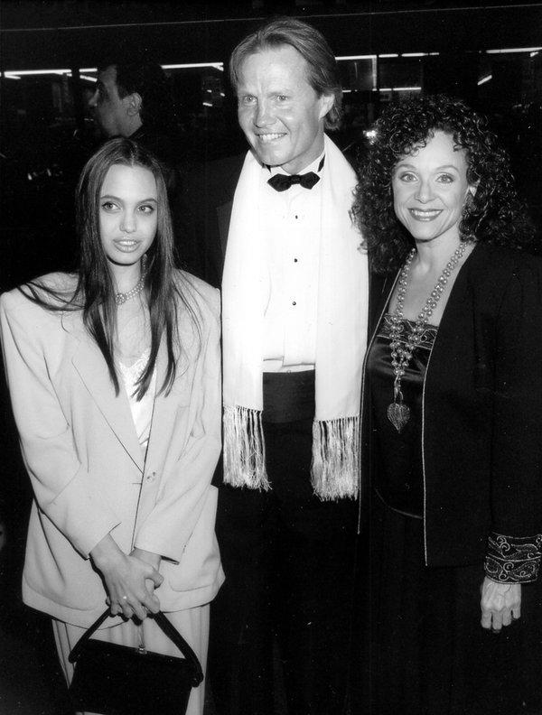Angelina Jolie i Jon Voight