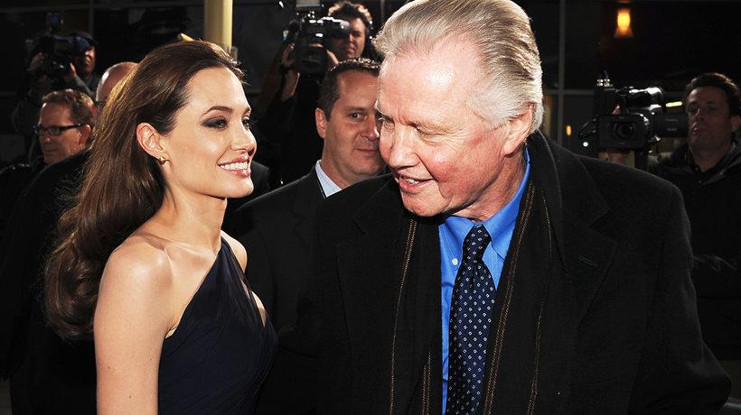 Angelina Jolie i Jon Voight MT