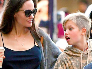 Angelina Jolie i Shiloh Jolie-Pitt