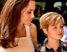 Córka Angeliny Jolie i Brada Pitta uciekła z domu?
