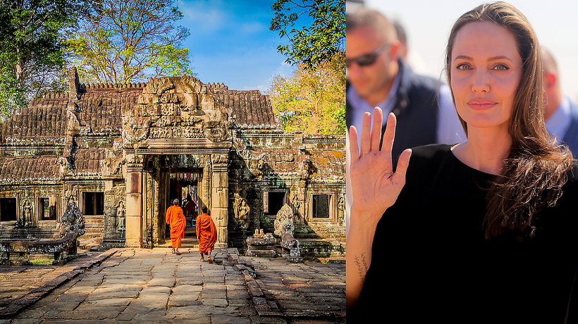 Angelina Jolie Kambodża MT