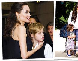 Synowie Megan Fox w sukienkach, córka Angeliny Jolie w garniturze. Czy Hollywood wychowuje dzieci zbyt liberalnie?