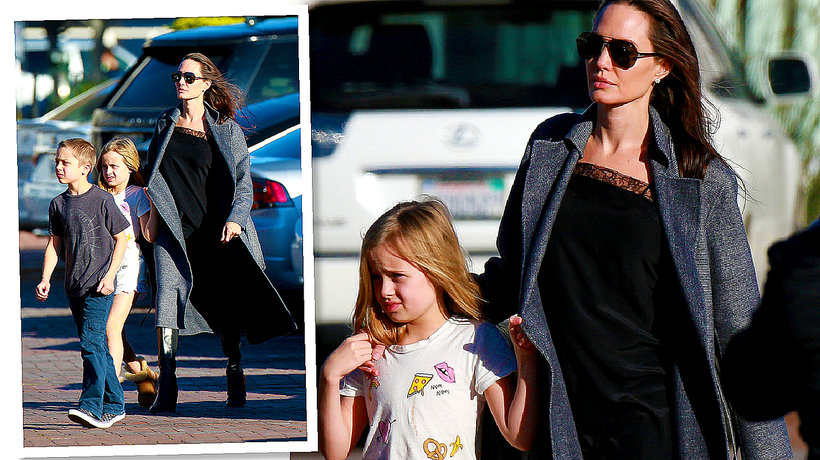 Angelina Jolie MP