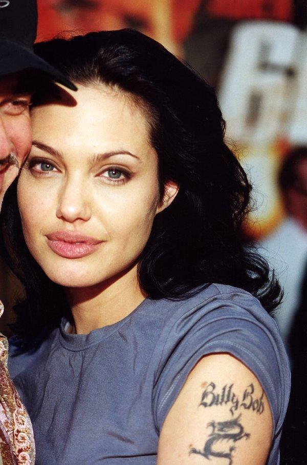 Angelina Jolie w 2000 roku