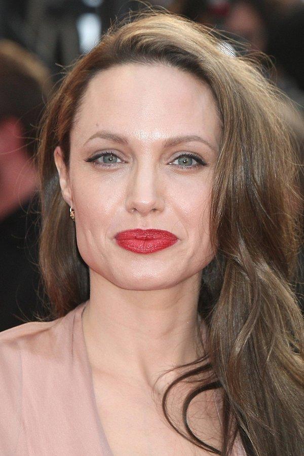 Angelina Jolie w 2009 roku