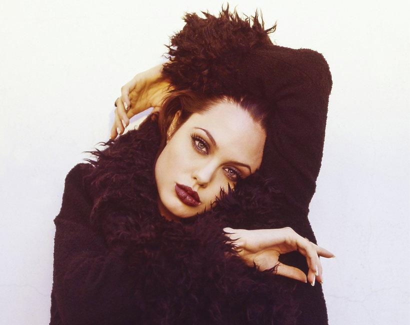 Angelina Jolie w młodości