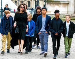 Jakie są relacje Angeliny Jolie z dziećmi? Te zdjęcia mówią o nich wszystko