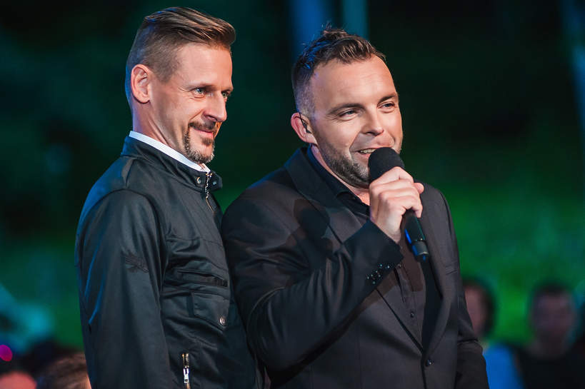 Ani Mru Mru, Michał Wójcik, Marcin Wójcik