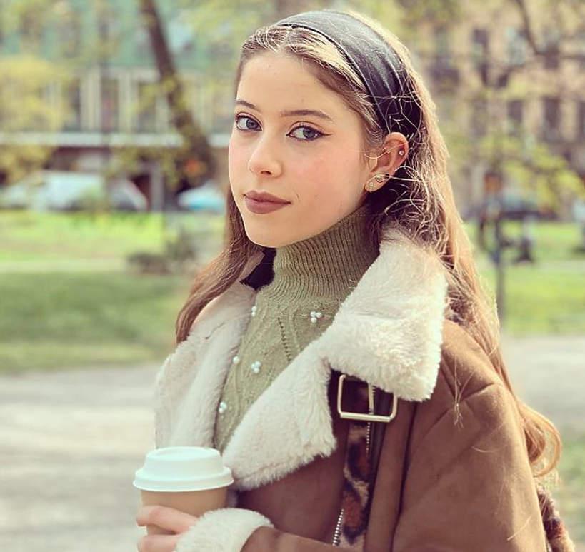 Ania Dąbrówka jak mama