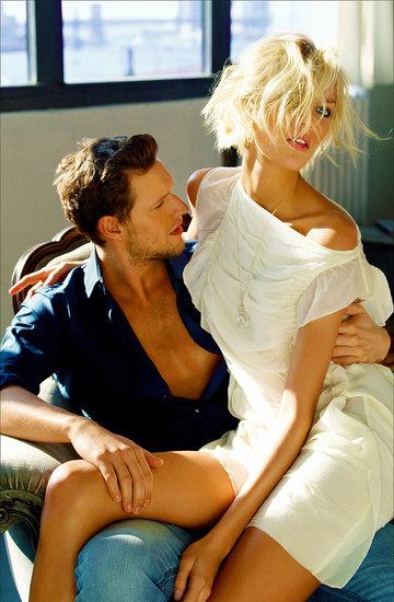Anija Rubik i Sahsa Knezevic, były mąż Anij Rubik został ojcem, VIVA! grudzień 2008