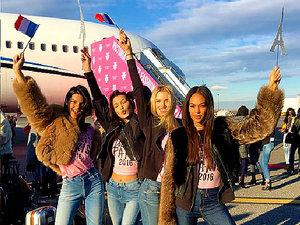 Aniołki Victoria's Secret