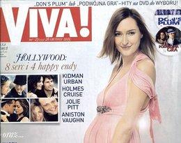Anita Lipnicka na okładce magazynu Viva!