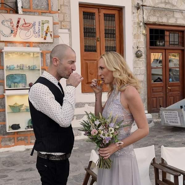 Anita Lipnicka suknia ślubna