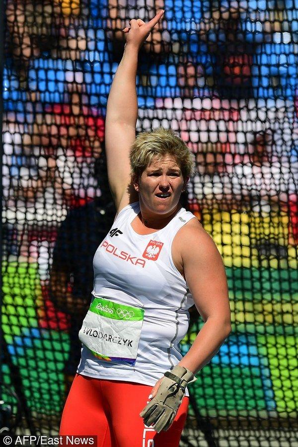 Anita Włodarczyk złoty medal Rio 2016