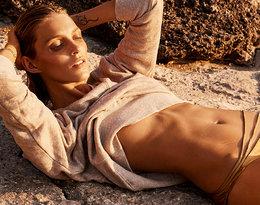 Anja Rubik zupełnie nago na plaży! Ten widok zaskoczył wszystkich