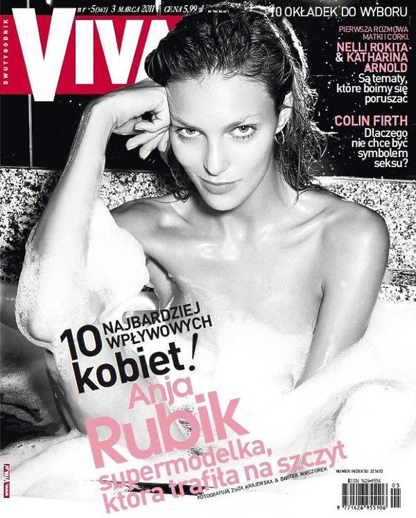 Anja Rubik, Viva!