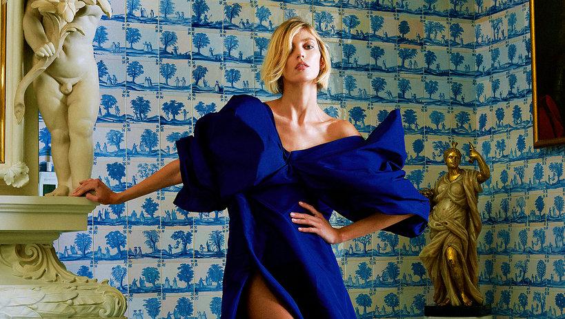 Anja Rubik, Viva! de luxe 21/2019