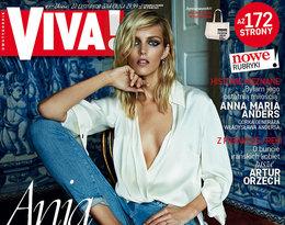 Anja Rubik, Viva! listopad 2014