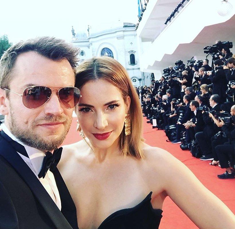 Anna Dereszowska i Daniel Duniak
