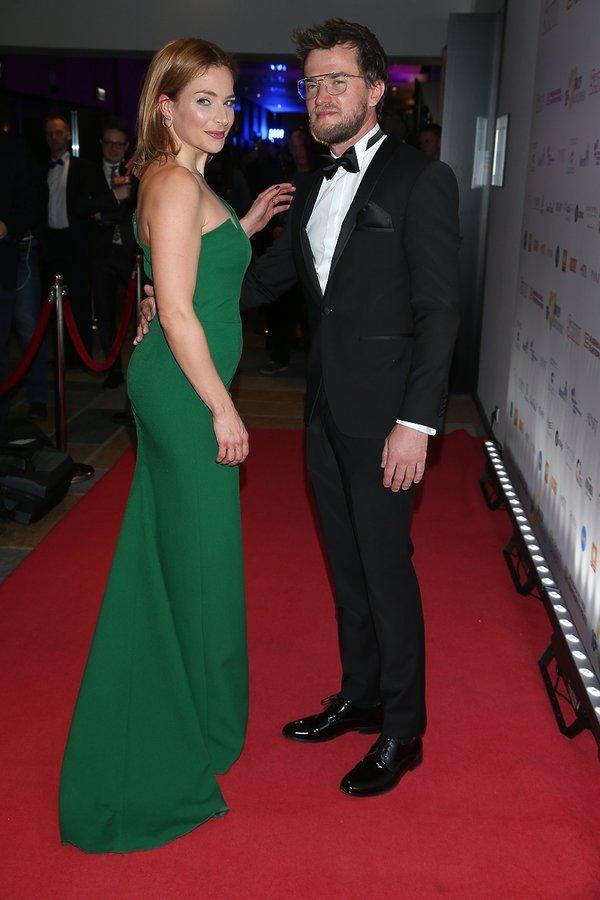 Anna Dereszowska i Daniel Duniak, X Bal Charytatywny Gwiazdy Dobroczynności
