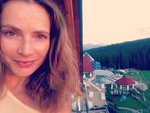 Anna Dereszowska w Bukowinie Tatrzańskiej