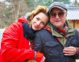 """Anna Dereszowska zawsze była córeczką tatusia.""""Po śmierci mamy robił wszystko, żebym miała normalne dzieciństwo"""""""