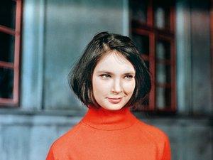 Anna Dymna w 1972 roku