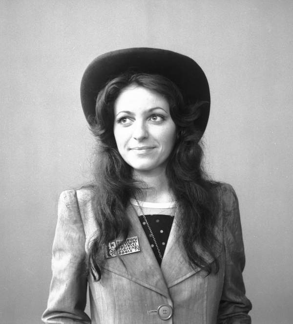 Anna Jantar portret