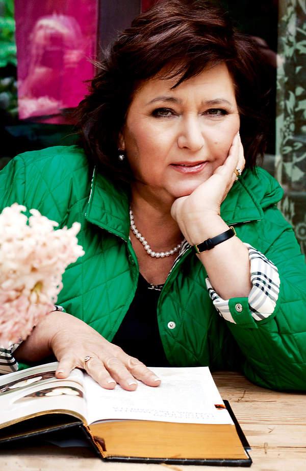 Anna Komorowska, VIVA! czerwiec 2010