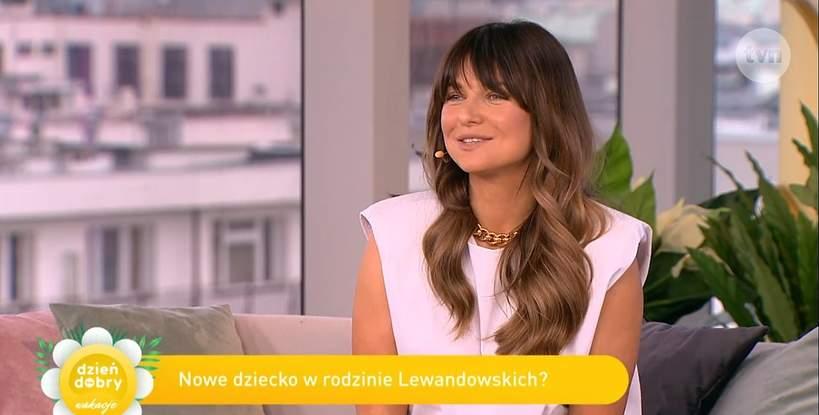 Anna Lewandowska, Dzień Dobry TVN