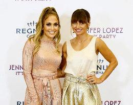 Anna Lewandowska i Jennifer Lopez spotkały się na plaży!