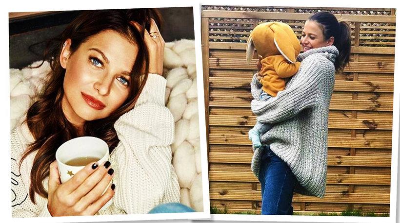 Anna Lewandowska, Klara Lewandowska, Anna Lewandowska wspiera polskie marki