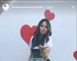 Anna Lewandowska na Oktoberfest
