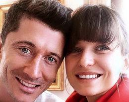 """Robert Lewandowski czule o żonie: """"Ania jest moim najlepszym psychologiem"""""""