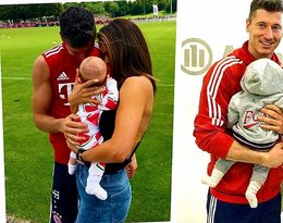 Anna Lewandowska, Robert Lewandowski, Facebook