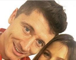 Anna Lewandowska, Robert Lewandowski, sylwester
