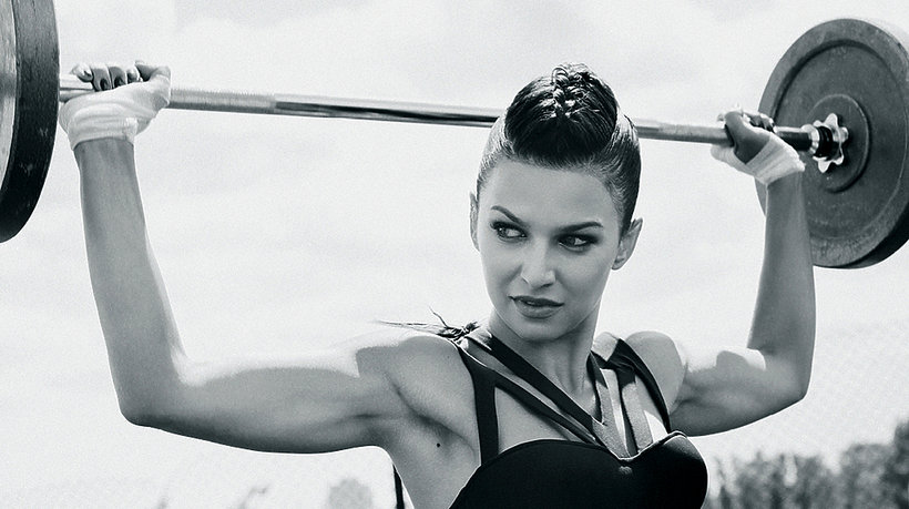 Anna Lewandowska, VIVA! sierpień 2015