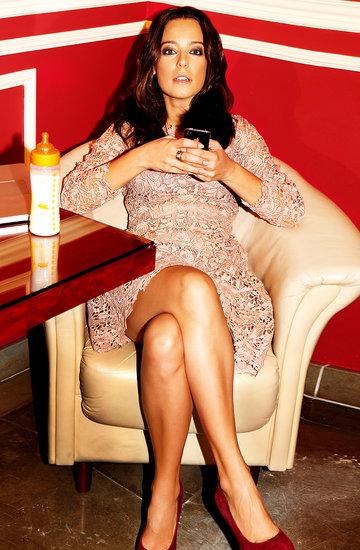 Anna Mucha, VIVA! styczeń 2011