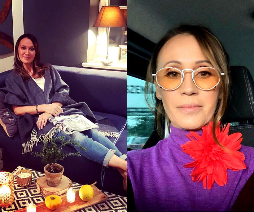 Anna Nowak-Ibisz remontuje mieszkanie 2020