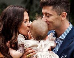 """""""Nie będzie rozpieszczana"""". Jak Robert i Ania Lewandowscy wychowują swoją córkę?"""