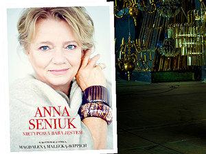 Anna Seniuk, książka