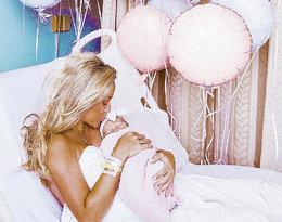 Anna Skura o pierwszych chwilach ze swoją córeczką!To nie był łatwy poród...