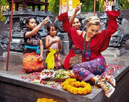 Feeria kolorów, smaków i zapachów... Anna Skura na Bali odnalazła swój raj na ziemi!