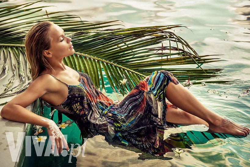 Anna Skura (What Anna Wears), Moda, VIVA! sierpień 2016